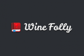 wine logo, winefolly logo